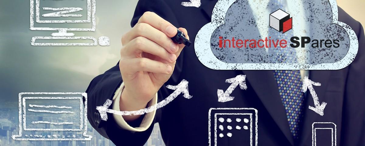 Software cloud spare parts management - InteractiveSpares.com