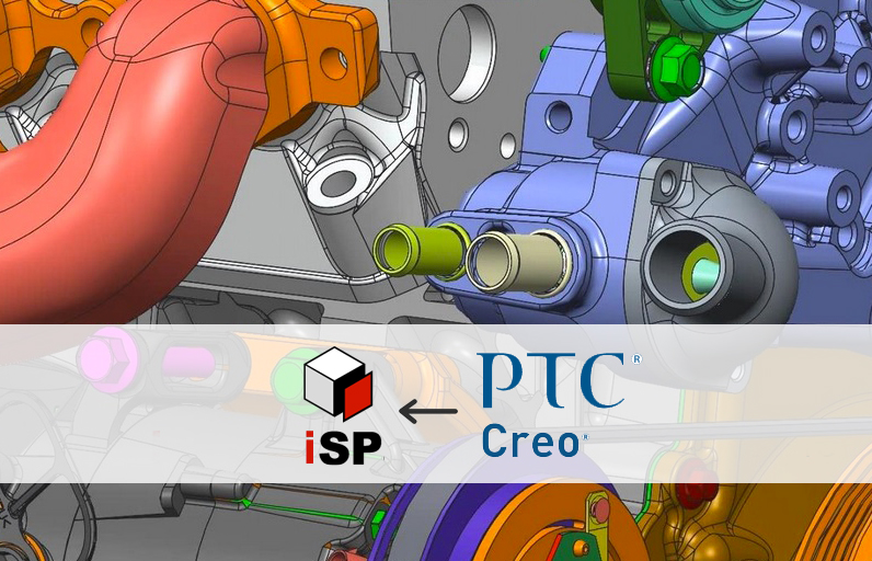 PTC Creo fully compatible with InteractiveSPares.com