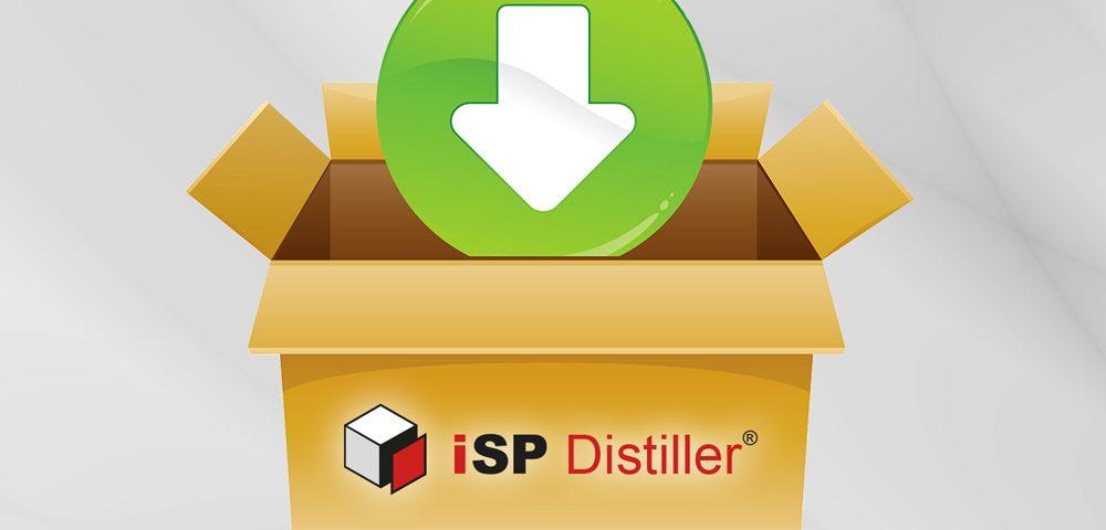 download iSP Distiller - Spare parts drawing converter