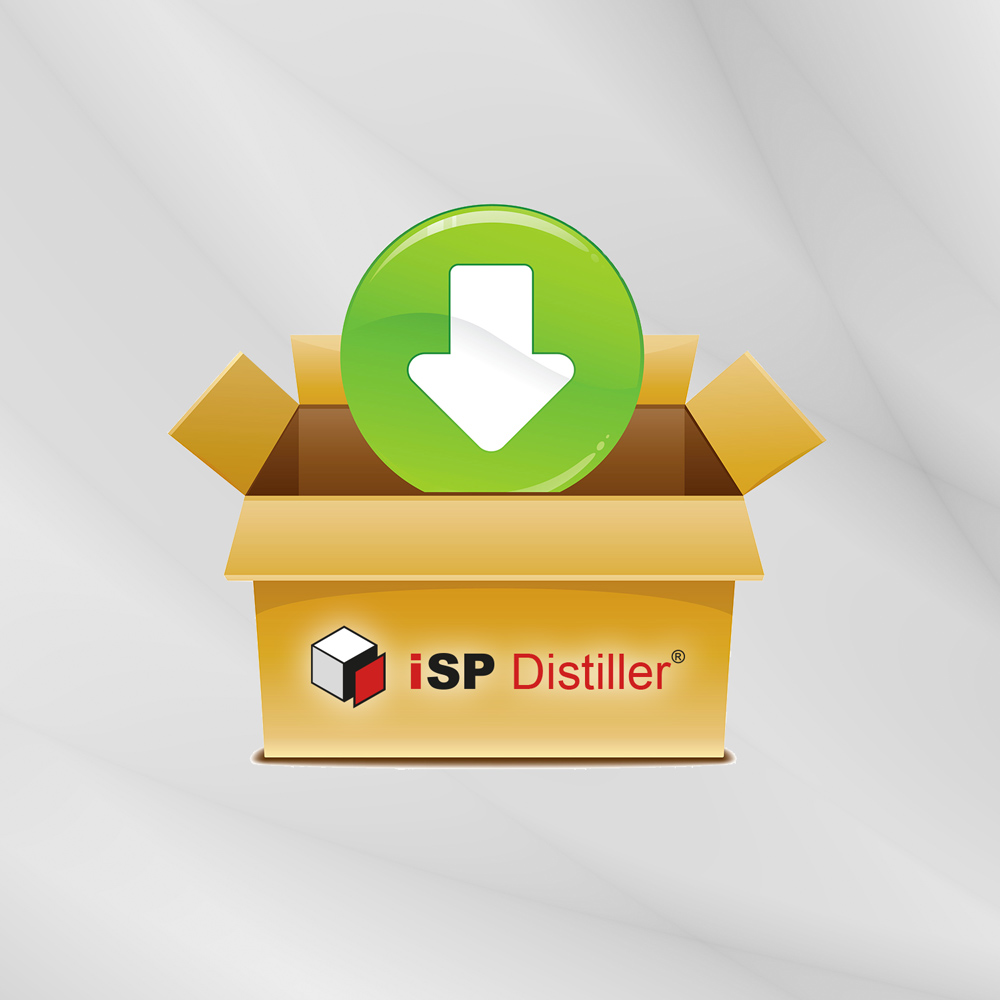 download iSP Distiller - Spare parts drawing converter