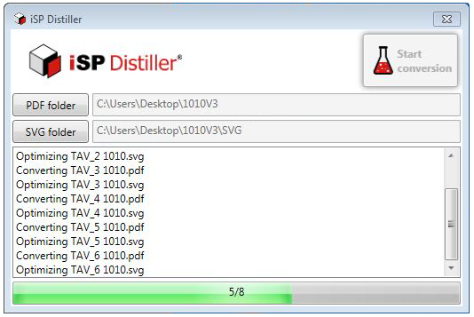 iSP Distiller converts spare parts catalogues - InteractiveSpares.com