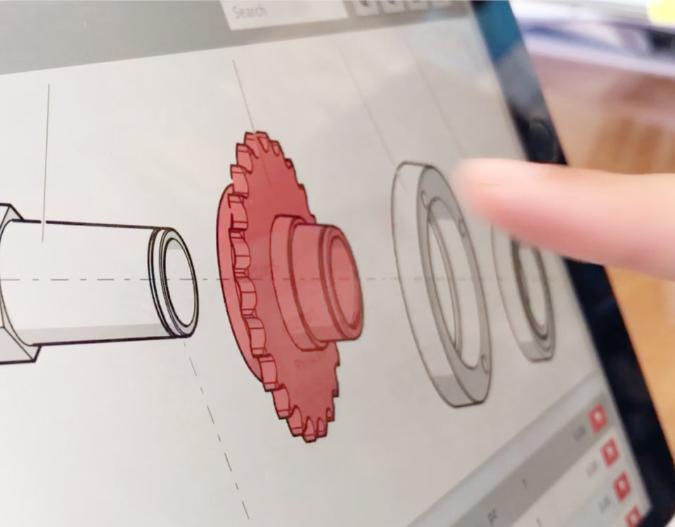 solidworks composer - Interactive SPares