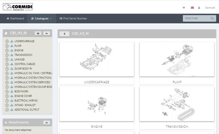 spare_parts_software_Cormidi02_InteractiveSPares.com