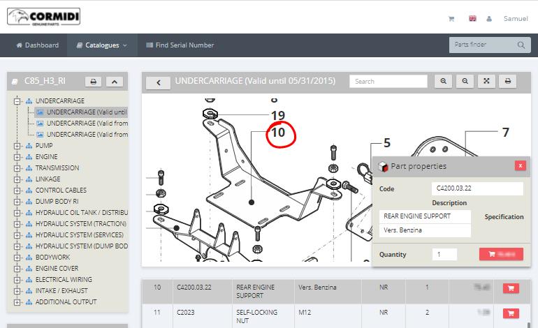 spare_parts_software_Cormidi04_InteractiveSPares.com